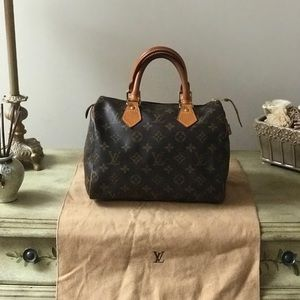 Bought from the Louis Vuitton store in Las Vegas,